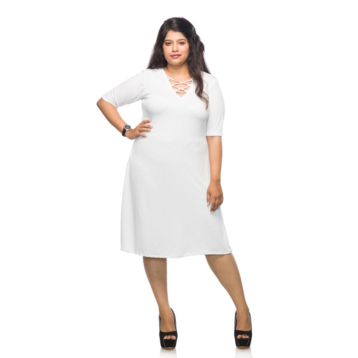 df822bb4cc0 Smart Knee Length Dresses - Gomes Weine AG