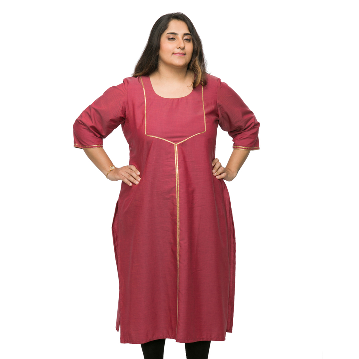 b56c917d039e Home/Women/Kurtis. XXLLENT Women Party Wear Long Kurti