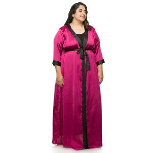 533ed7e974c Plus Size Nightwear For Women Online India