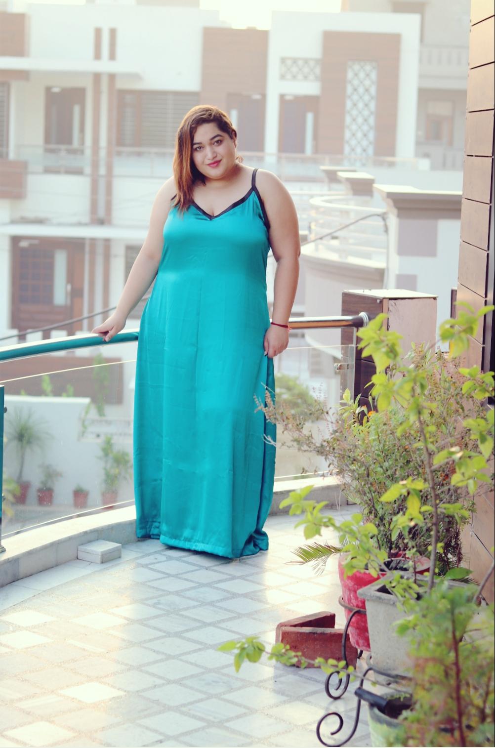 Women, Lingerie, Nightwear   XXLLENT CRISS-CROSS BACK TURQUOISE BLUE ...
