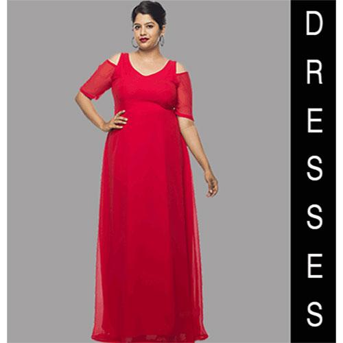 Women's Dresses - Xxlent